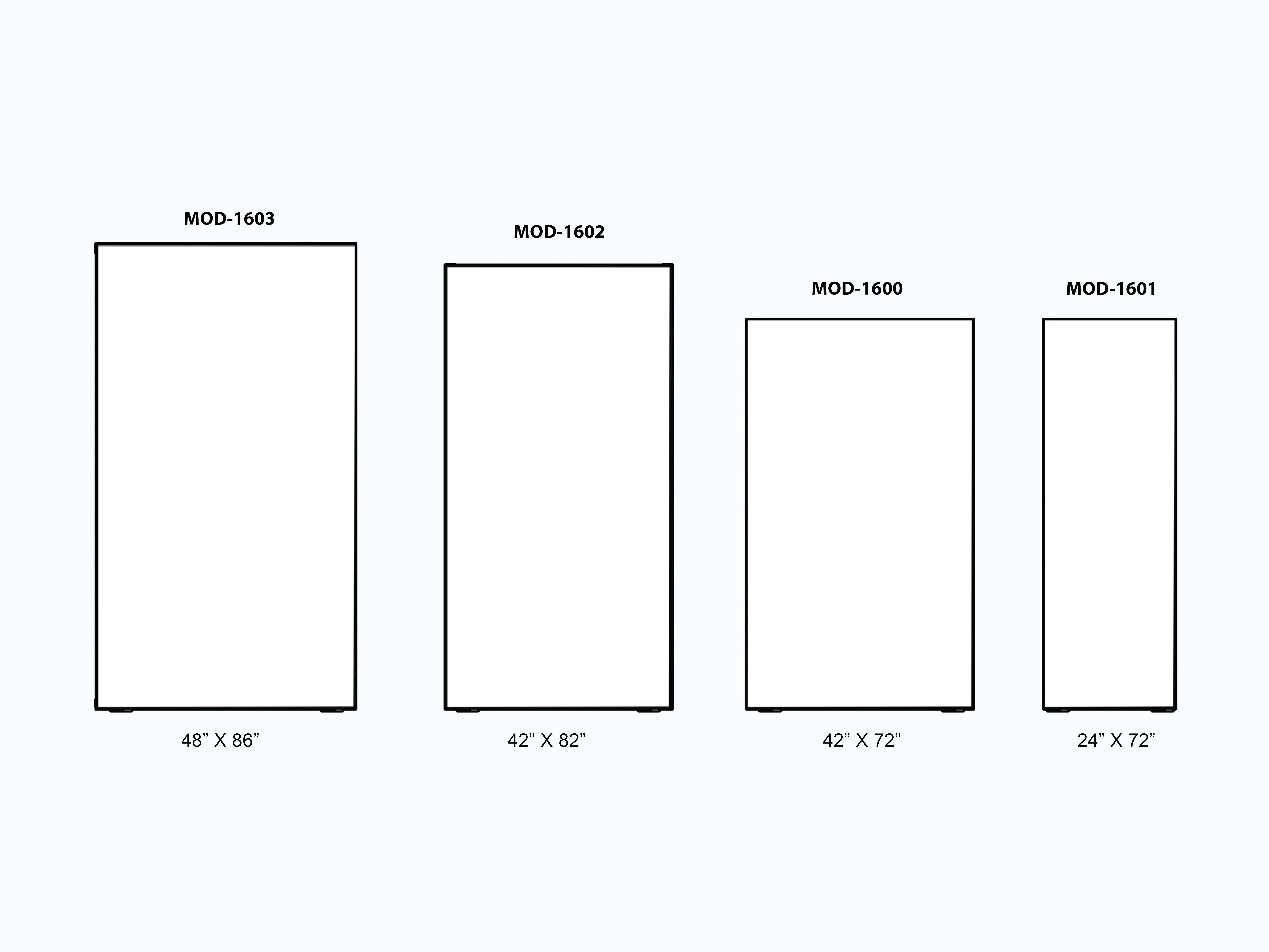 Brilliant Display Search Mod 1600 Double Sided Lightbox Led Customarchery Wood Chair Design Ideas Customarcherynet